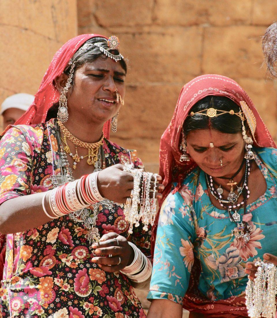 Bangle Shopping in Rajasthan