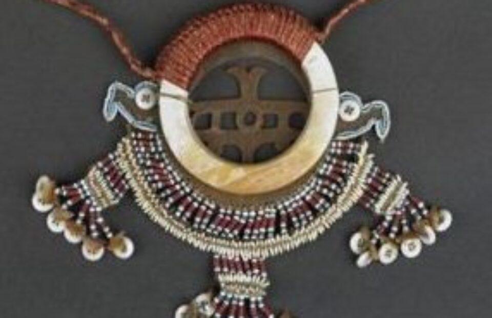 Bakiha necklace. Western Solomon Islands